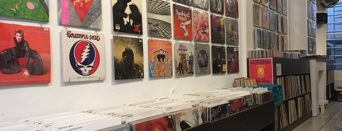 Waxwell Records is one of Vinyl shops.