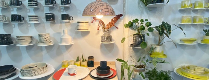 Wilcoxson Ceramics studio is one of nyc.