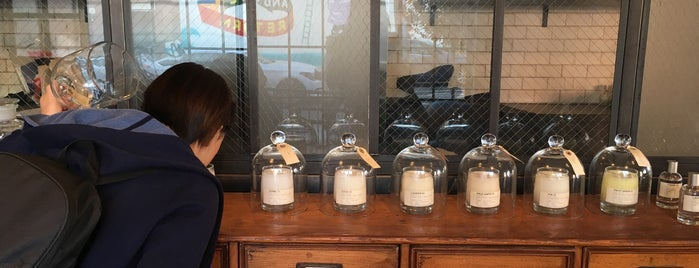 Le Labo Cafe is one of Ethanさんのお気に入りスポット.