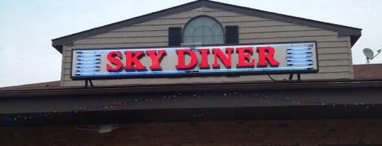 Sky Diner is one of Posti che sono piaciuti a Lindsaye.