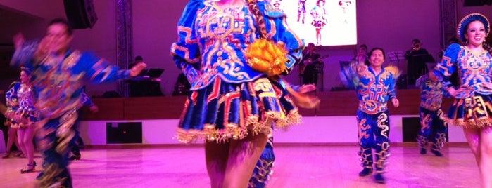 Asociación Cultural Brisas del Títicaca is one of Locais curtidos por Carlos.