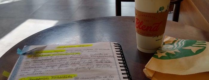 Starbucks is one of Orte, die Mariana gefallen.