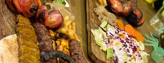 Orchid Persian Restaurant is one of سيدني.