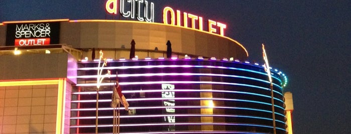 ACity Premium Outlet is one of Ankara Avm....
