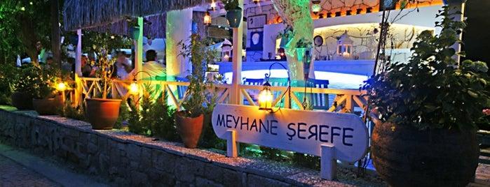 Meyhane Şerefe is one of İzmir Damak Tadı & Chill.