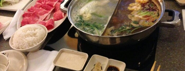 Swish Shabu is one of Lugares favoritos de Christopher.