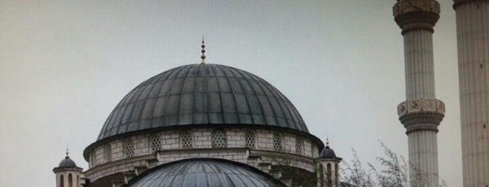 Muaz Bin Cebel Camii is one of Konya Karatay Mescit ve Camileri.