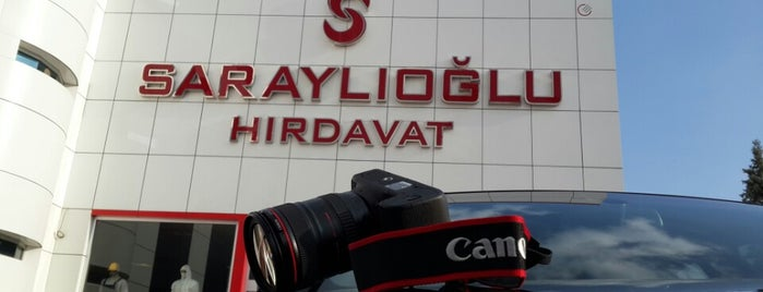 Saraylıoğlu Hırdavat is one of Yunusさんのお気に入りスポット.