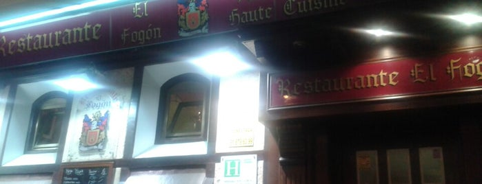 El Fogón is one of Restaurantes pendientes.