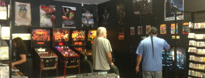 Phoenix Games is one of Pinball Destinations.