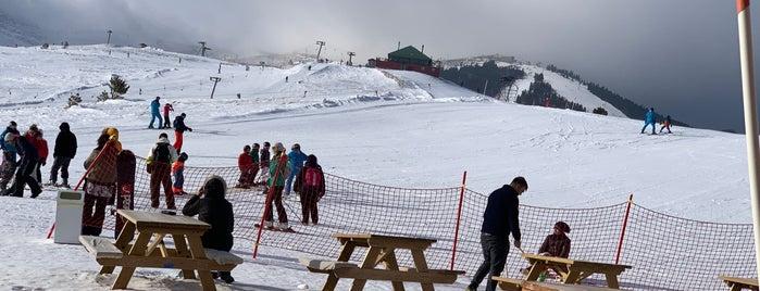 Monte Baia Uludağ is one of Lugares favoritos de Bery.