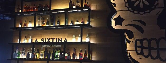 La Sixtina - Cantina Mexicana is one of Tempat yang Disukai VictorAlejandre.