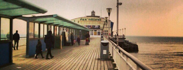 Bournemouth Pier is one of Bournemouth Places To Visit.