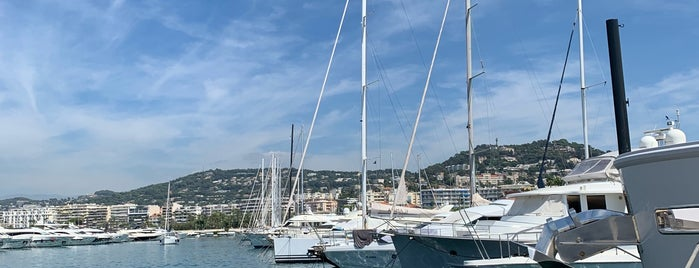 Port Pierre Canto is one of Cote d'azur.