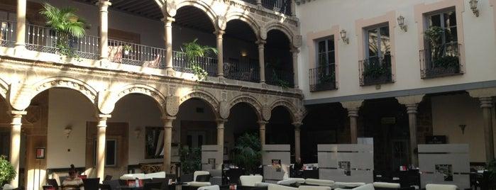 Hotel Palacio de Los Velada is one of Hoteles en España.