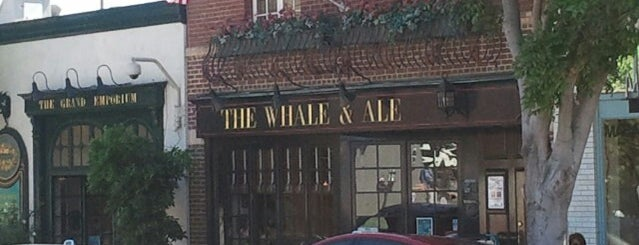 The Whale & Ale is one of south bay beach cities.
