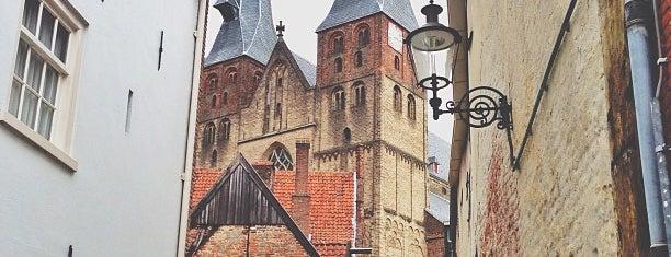 Bergkerk is one of Deventer citytrip.