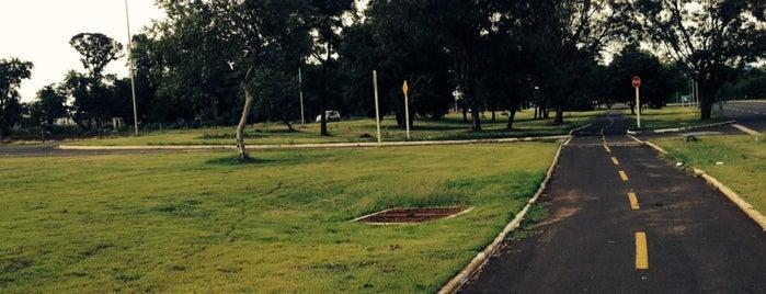 Parque Linear do Lagoa is one of Campo Grande.