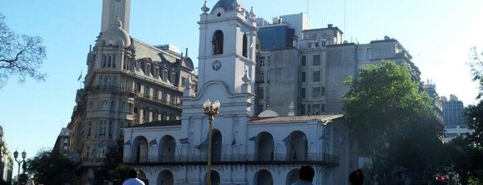 Cabildo de Buenos Aires is one of Capital Federal (AR).