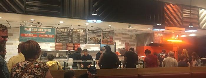 Blaze Pizza is one of Orlando.