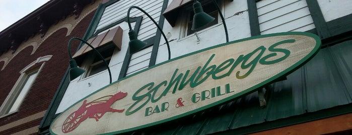 Schuberg's Bar & Grill is one of Alex 님이 저장한 장소.