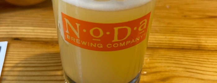 NoDa Brewing Company North End is one of Pubs Breweries and Restaurants III.