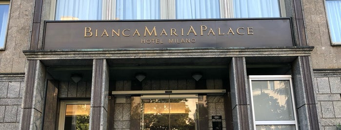 Bianca Maria Palace Hotel is one of Milano.
