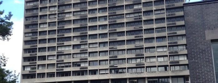 Stadtspital Triemli is one of Lieux qui ont plu à Nieko.