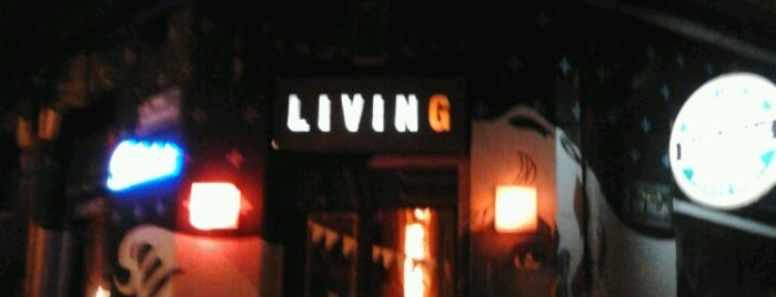 Living is one of Montevideo.