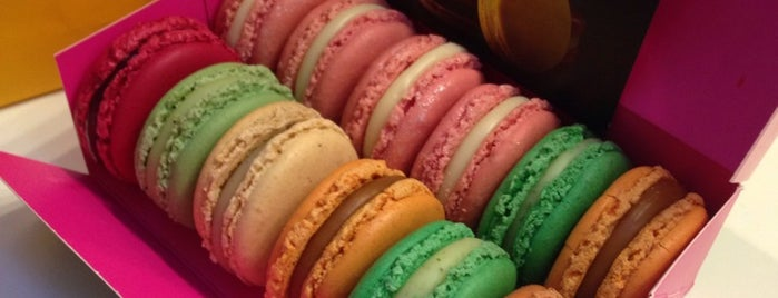 Enric Rosich Macarons is one of BCN.