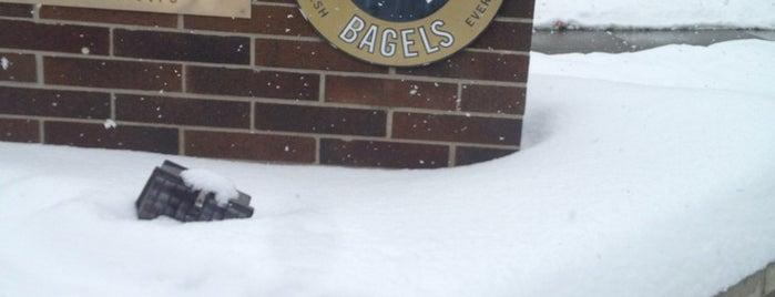 Einstein Bros Bagels is one of I've Been Here!.