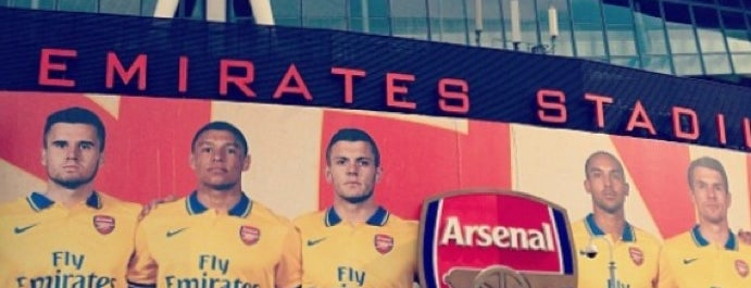 Emirates Stadium is one of International Sports~Part 1....