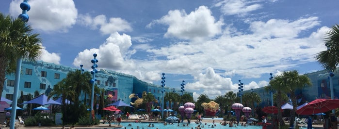 Disney's Art of Animation Resort is one of Lieux qui ont plu à Roberta.