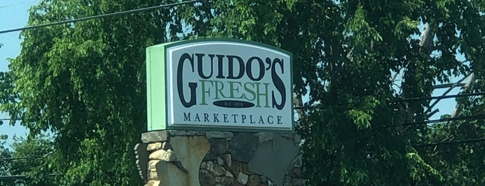 Guido's Fresh Marketplace is one of Trip to Berkshires.