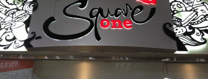 Square One is one of Santiago Eats.