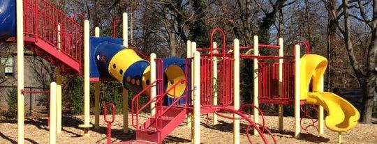 Mordecai Mini Park is one of Gespeicherte Orte von Olesya.