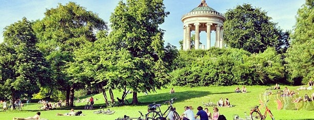 Englischer Garten is one of MUNICH SEE&DO&EAT.