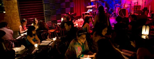 Joe's Pub is one of NYC's best date spots.