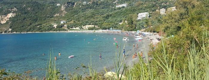 Παραλία Αρίλλα is one of Amazing Epirus.