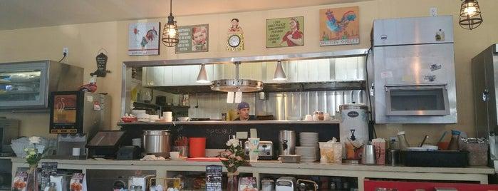 Cheryl's Diner is one of Orte, die liz gefallen.