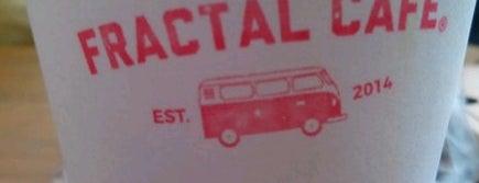 Fractal Café is one of สถานที่ที่บันทึกไว้ของ Nats.