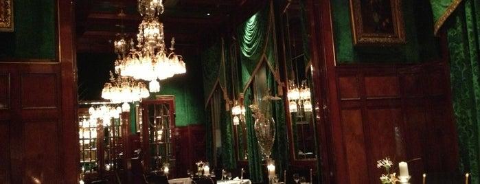 Restaurant Anna Sacher is one of Vienna, Austria.