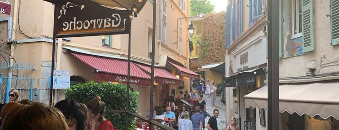 Le Gavroche is one of สถานที่ที่บันทึกไว้ของ Michael.