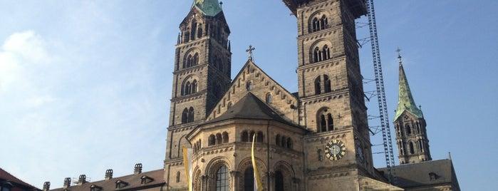 Dom St. Peter und St. Georg is one of Kathedralkirchen.