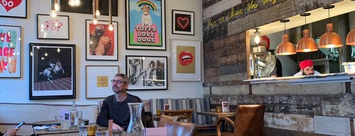 Cambridge Street Cafe is one of Lugares guardados de Nancy.