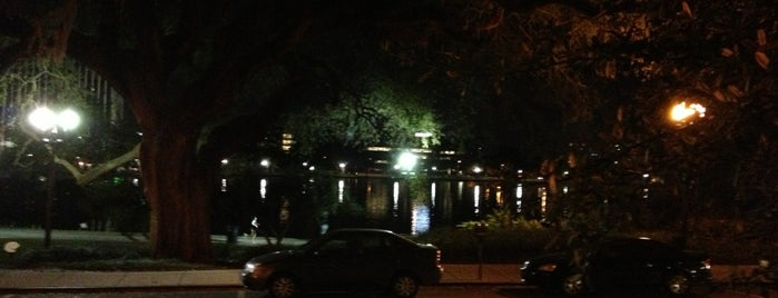 Orlando City Badge - The City Beautiful