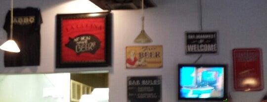 Arlington Bar-b-que Company is one of Posti salvati di Gordon.