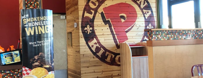 Popeyes Louisiana Kitchen is one of Alexiaさんのお気に入りスポット.