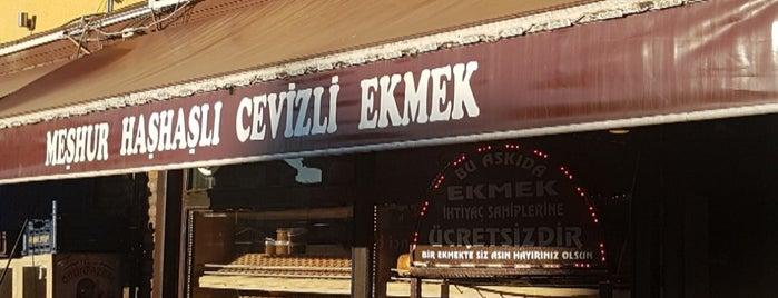 Tarihi Odunpazarı Fırını is one of Eskişehir.