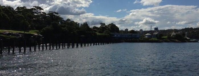 Goat Island is one of Australia - Sydney.